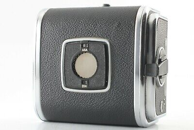 【Exc+++++】 Hasselblad A12 Type II 6x6 Chrome Film Back Magazine from Japan #1321