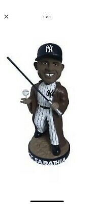 2019 New York Yankees CC Sabathia Star Wars Bobblehead Special Edition