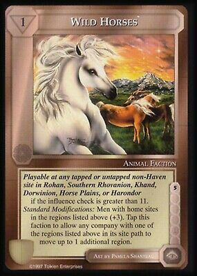 MECCG CCG Middle-earth Ugluk The White Hand TWH MINT