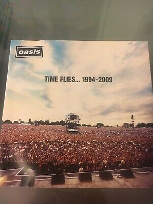 Oasis.Time Flies ... 1994-2009 ~ 2 x CD ALBUM(very Good+)used Condition