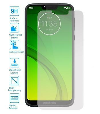 Protector Glass Screen Tempered Glass 9h for Motorola Moto G7 Power