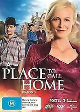 A PLACE TO CALL HOME The Complete Season Three (3 Disc DVD) - Region 4