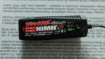 Chargeur rapide RC - TRAXXAS - 7.2V-8.4V - 6/7 cellules NIMH
