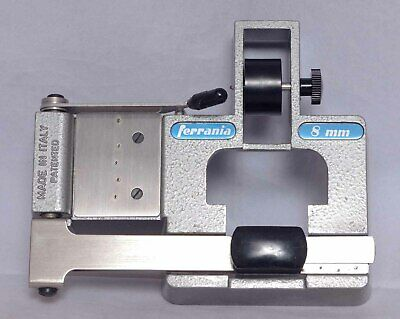 Ferrania CIR 8mm cine film splicer. Made in Italy. Boxed with instructions