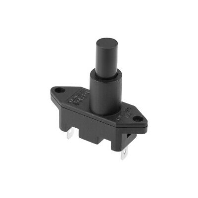 Anti Tilt Switch AC 250V 10A 14.6mm Push Button for Patio Garden Heaters Fan