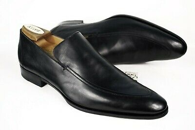 ddf6a5be4 GUCCI Loafer made in Italy UK8/US9/EU42E shoes 124072 men moccasins RARE  unlined