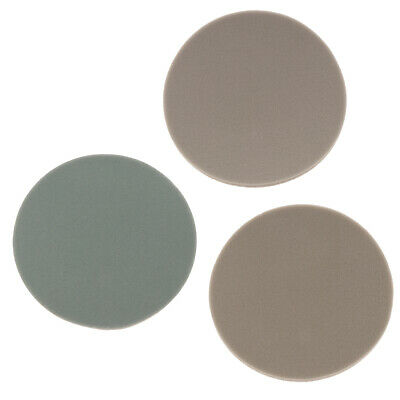 3x Sponge Sanding Disc Sandpaper  Grits for Polishing& Grinding