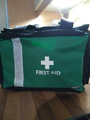 Trauma bag large pursuit pro first aid holdall shoulder strap carrying handle