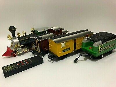 Vintage 80's The Great American Express Train Set