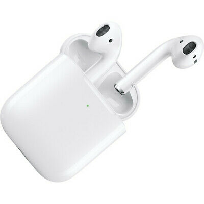 Brand New Apple AirPods 2nd Generation with Wireless Charging Case - MRXJ2AM/A