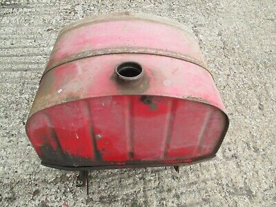 Fuel Tank   For Red David Browns Implematic Range  990 Or 950 Tractor