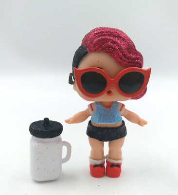 LOL Surprise Doll Rare Big Sister ROCKER Glitter Series G-006 Clothes Outfit Set