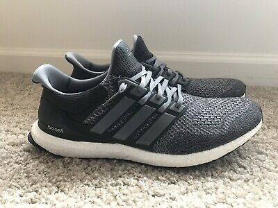 102ae4981e3cd ADIDAS ULTRA BOOST 1.0 MYSTERY GREY Limited LTD Men Size 10 ...