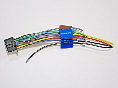 Kenwood Ddx318 Wiring Harness - Wiring Diagrams List on