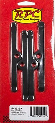 Valve Cover Spreader Bars 4 -Black Finished