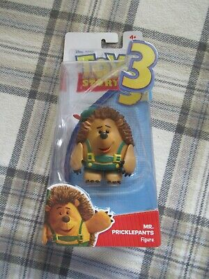 Disney Pixar Toy Story 3 Mr. Pricklepants Posable Action Figure - Rare