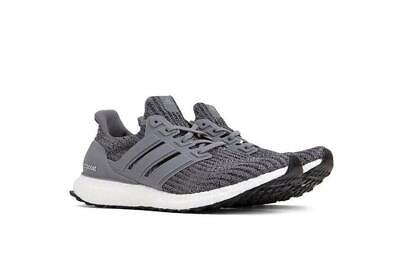 d955a33af20e1 Adidas Ultra Boost 4.0 Running Grey White Ultraboost F36156 Men s Size 15  New Ds