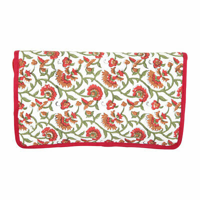 KnitPro Aspire Assorted Knitting Needle Case | Floral | 17.5 x 29cm | 12003