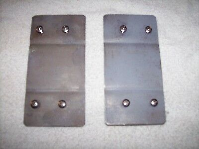 Dodge truck mirror mounting plates