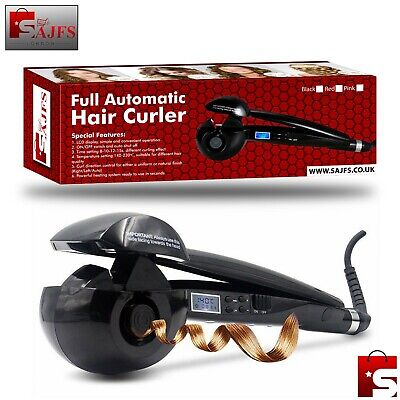 Auto Electric Hair Curler Magic Wavy Hair Curling Roller LCD Display bu SAJFS™