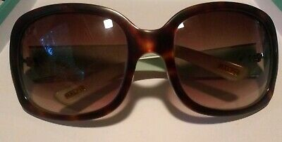 12ed44a1fe58 Ralph Lauren Sunglasses RA5031 Brown Tortoise & Light Blue Frames Need  Lenses!