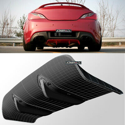 UNR Performance Length Adjustable Rear Diffuser for Hyundai Genesis Coupe 2009+