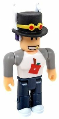 Roblox Series 3 Patient Zero Mini Figure Without Code No Packaging - Roblox Patient Zero Series 3 Very Htf 25 Mystery Figures