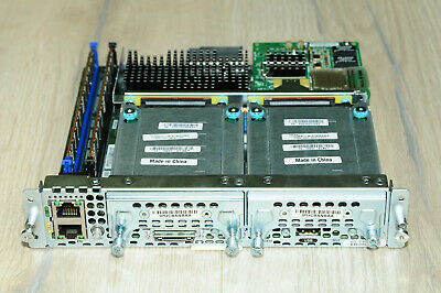 Cisco UCS-E140S-M2K9 Server 2x 1TB HDD 2x 8Gb RAM Module 1YrWty TaxInv