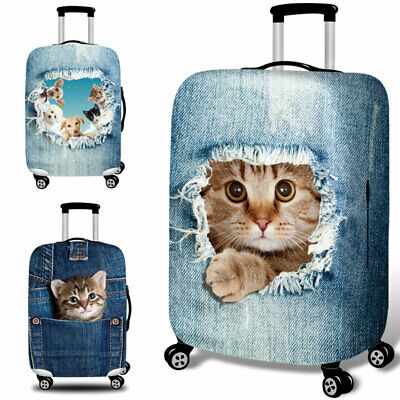 Elastic Luggage Protective Cover Trolley Suitcase Skin Dust Cover 18-32 inch