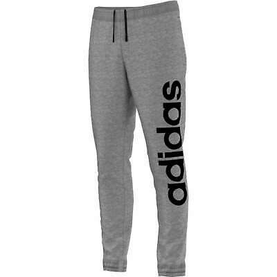 Adidas LINEAR GREY TRACK PANTS
