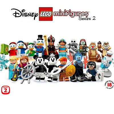 LEGO DISNEY Minifigures Series 2  🎃 Pick your Minifigure! 71024 NEW 🏰 CHEAPEST