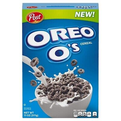 Post Oreo O's Cereal - 1 x 311g