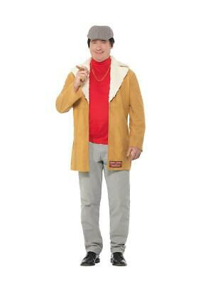 3b6899a0aa6d7 Mens Only Fools and Horses Del Boy Fancy Dress Adult Stag Do Night Party  Costume