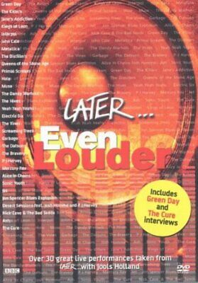 JOOLS HOLLAND - Later... With Jools Holland: Even Louder - DVD - Ntsc Import NEW