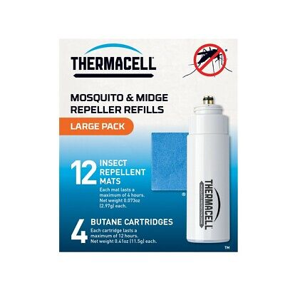Thermacell Mosquito & Midge Large Refill Pack