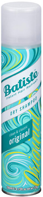Dry Shampoo Batiste Instant Hair Refresh Adding Volume,Body & Texture Pack of 2
