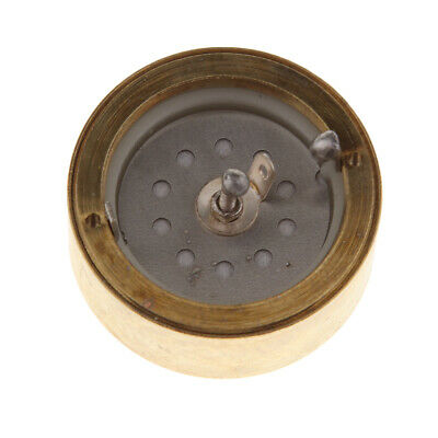 Large Diaphragm Microphone Condenser Cartridge Core Mic Replacement,25x10 mm