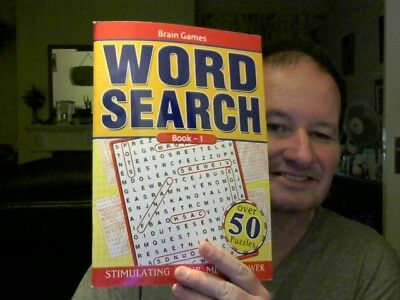 Large Print Word Search Puzzles Book > 50 Puzzles Ideal Leisure Holiday Fun