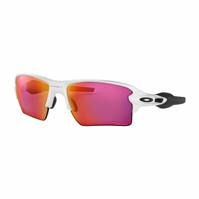 2bce7527a3 OAKLEY FLAK 2.0 Polished White Sunglasses BRAND NEW IN BOX OO9295-06 ...