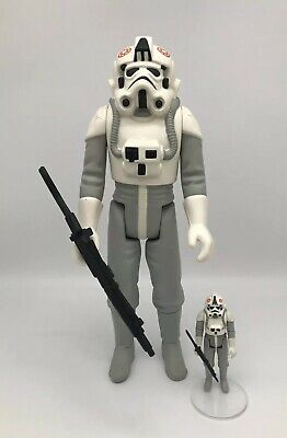 "Star Wars ATAT Driver Jumbo Gentle Giant 12"" 2014 LFL Kenner Not Vintage"