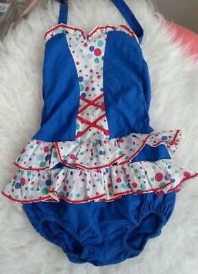 Vintage 1950s/60s Childs Swimming Costume