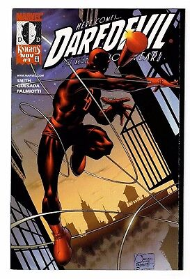 DAREDEVIL #1 - Marvel Knights Dynamic Forces Limited Edition Variant 1998 NM 9.4