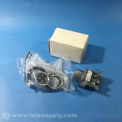 Allen Bradley 800T-H5A Selector Switch, 2-Position Fnfp