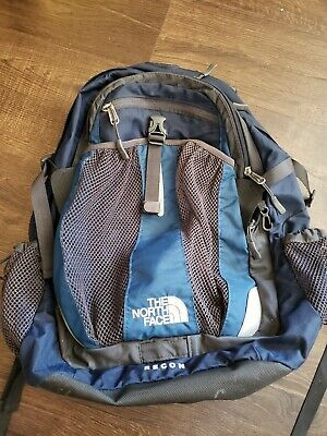 c71e3424d THE NORTH FACE RECON Backpack Knapsack Red & Slate dark Gray w ...