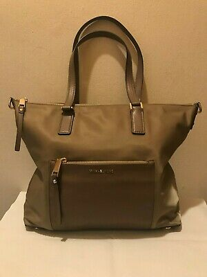 2ded53446a60 Michael Kors Ariana Large Nylon Tote (Dusk) (BRAND NEW - Missing Shoulder  Strap