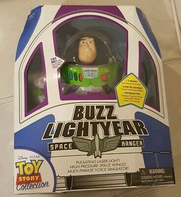 Toy Story Collection Buzz Lightyear BRAND NEW & SEALED Thinkway Toys