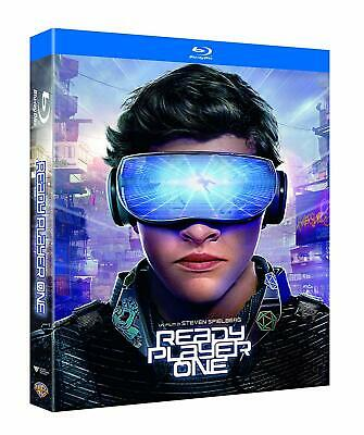 |044703| Ready Player One (Limited Lenticular O-Ring) - Ready Player One [Blu-Ra