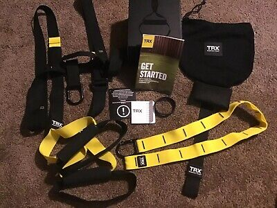 TRX Suspension Training Kit In Box