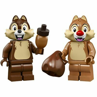 LEGO DISNEY Chip and Dale Minifigures Series 2 Minifigure 71024 Rescue Rangers 2