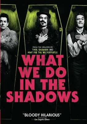 What We Do in the Shadows NEW DVD